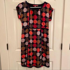 Boden Notting Hill Silk Dress